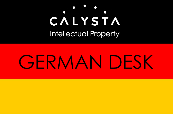 CALYSTA GERMAN DESK