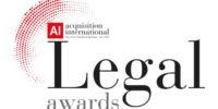 AI Legal awards logo